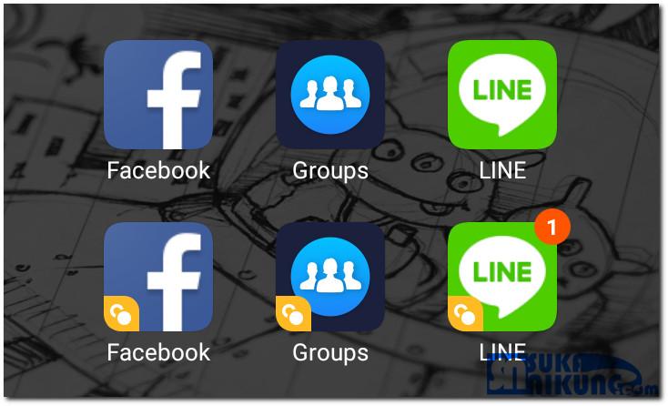 Begini Cara Setup Dual Apps di MIUI ROM dan Xiaomi - www.sukanikung.com