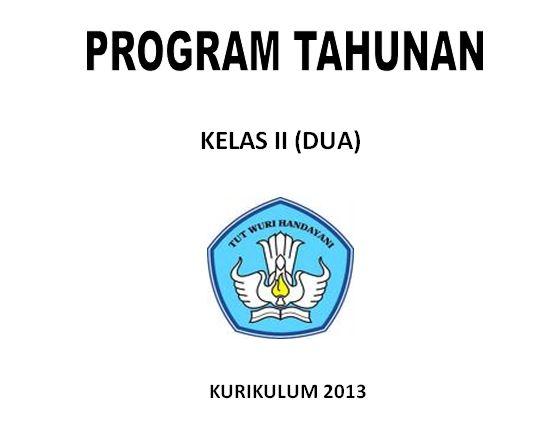 Download Prota Kelas 2 Kurikulum 2013 Mudah Di Edit Wali Kelas