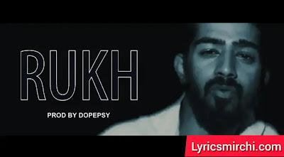RUKH Song Lyrics   SHETTY SAA   Latest Song 2020