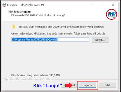 cara instal pmp 2020
