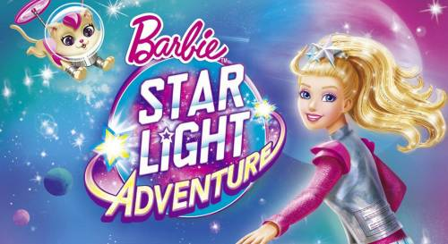 Andrew Tan, Michael Goguen, Erica Lindbeck, Robbie Daymond, Kimberly Woods, Barbie: Star Light Adventure (2016), CINE ΣΕΡΡΕΣ,