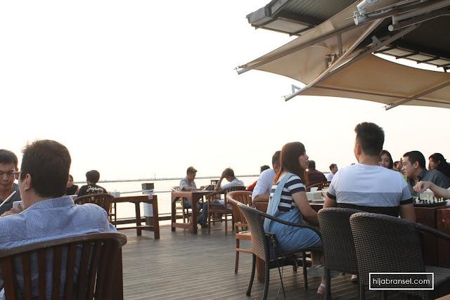 jetski cafe jakarta muara karang pluit