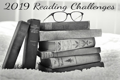 2019 Reading Challenges - #BookJar Project and Random #Reading