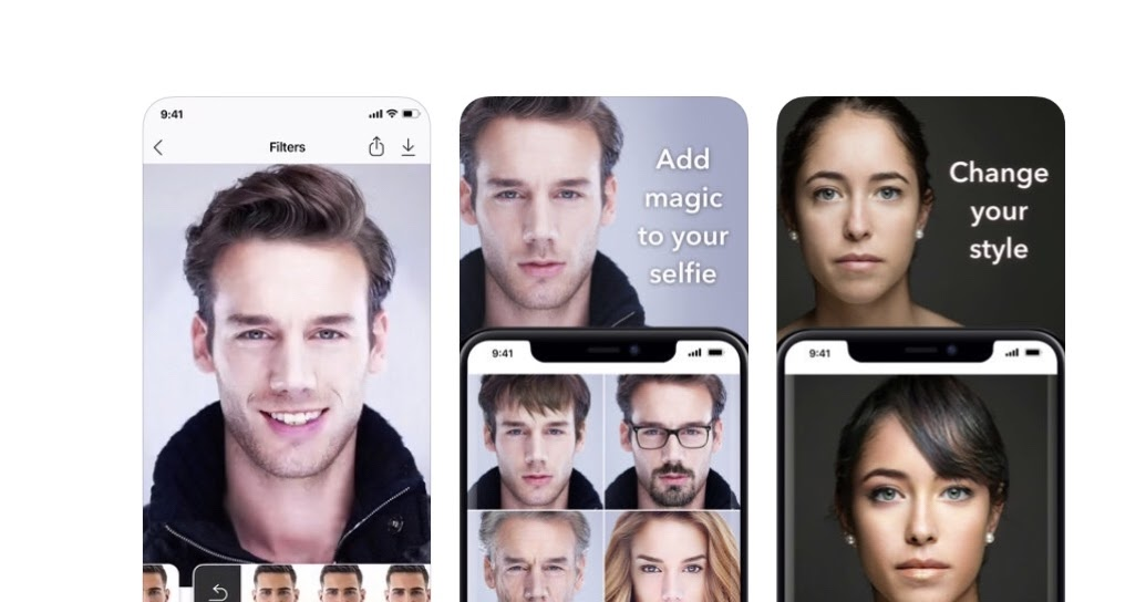 are you using faceapp  beware of hidden risks