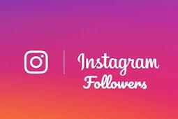 Jual Followers Instagram Murah Terpercaya 10000% work