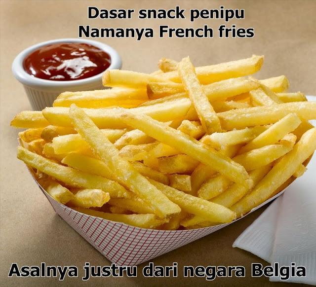 Gambar Lucu Kocak Iklan Makanan
