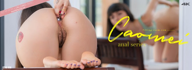 [Fitting-Room] Caomei - Anal Series / Plugged Angel
