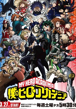 Boku No Hero Academia 5th Season Capítulo 4