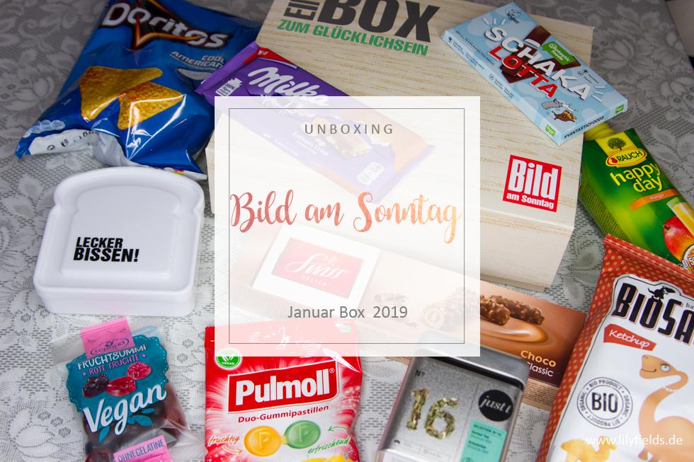 BILD am SONNTAG Box - Januar 2019