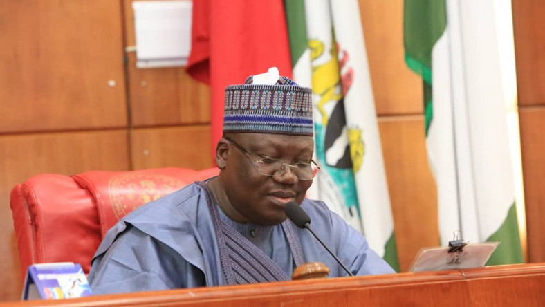 Senate President Ahmad Lawan Voiced Out Says There is a Plan to Attack The National Assembly Teelamford