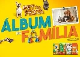 Promoção Carrefour Pet Faz Festa - Álbum Fotos Com Seu PET