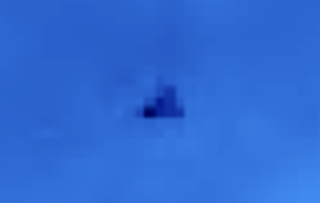 Giant Black Triangle Near Suns Surface  UFO%2Bsighting%252C%2Bnews
