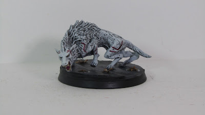 The White Warg (Conversion)