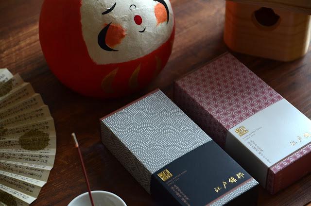 日本香堂 NipponKodo 江戶錦系列