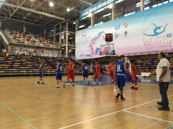 Ηττα από την Ισπανία για την Εθνική Παίδων στο τουρνουά της Γκουαδαλαχάρα-Ξεχώρισαν Χατζηδάκης-Αλτίνης
