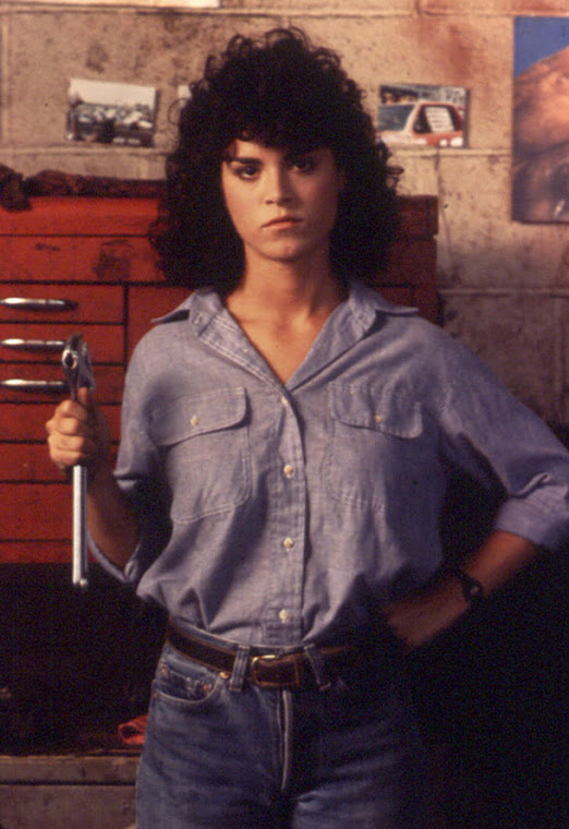 Betsy russell in tomboy - 2 1