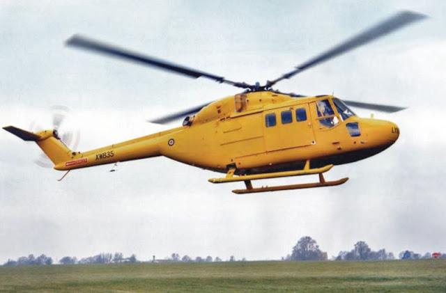 Helicóptero Lynx celebra 50 anos desde seu voo inaugural | É MAIS QUE VOAR