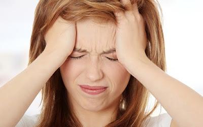 viêm xoang đau đỉnh đầu