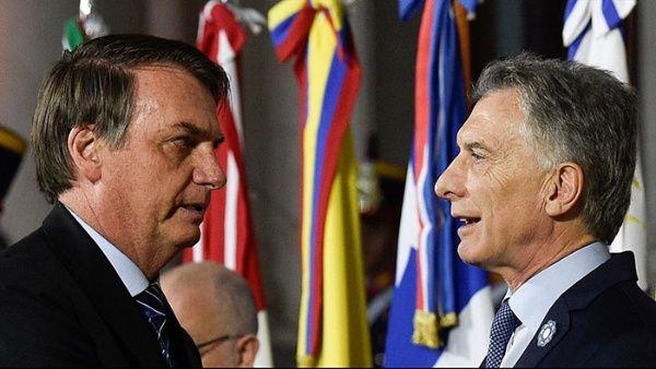 Brasil amenaza con abandonar Mercosur si la oposición gana en Argentina