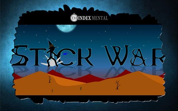 Play-Stick-War-Game