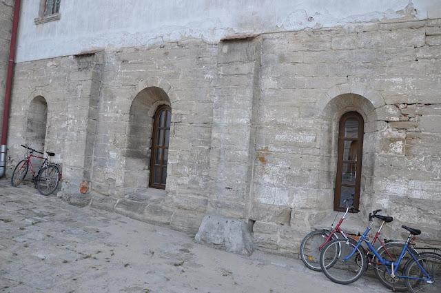 Późnoromański klasztor pocysterski w Koprzywnicy - kapitularz