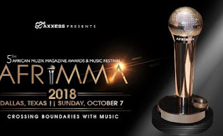 See Full List Of Winners At The AFRIMMA Awards