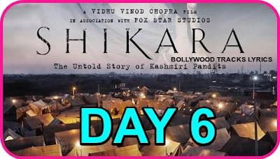 Shikara-Box-Office-Collection-Day-6