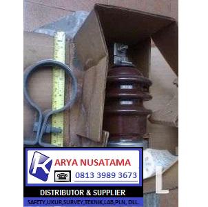 Jual Produk Arrester Keramik 15KV Lightning Arrester di Madiun