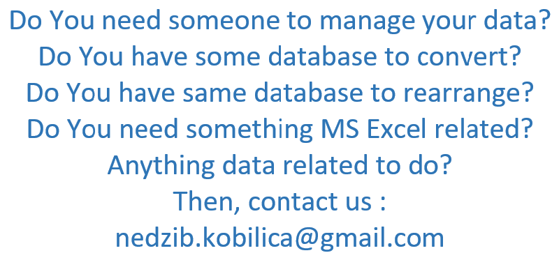 We Manage Your Data