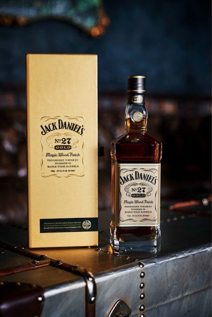 Jack Daniel's Announces Release Of No. 27 Gold Tennessee Whiskey Across United States