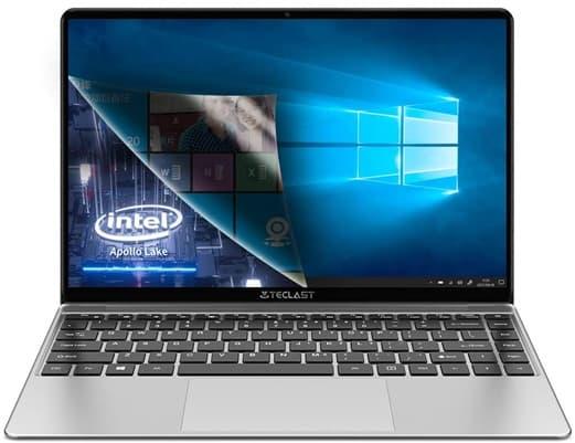Teclast F7S: ultrabook de 14.1'', con procesador Intel Celeron, disco SSD ampliable y autonomía de 7 horas