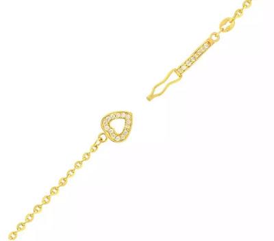 pulseira de ouro