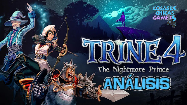 Análisis Trine 4 para Steam