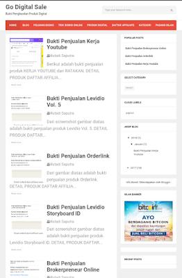 Download Template SEO Friendly Blogspot