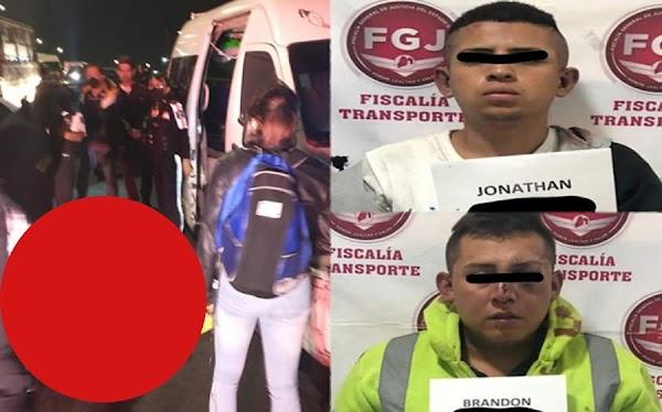 Matan a pasajero de combi porque no entregó su celular; ya cayeron; PODRIAN SALIR LIBRES