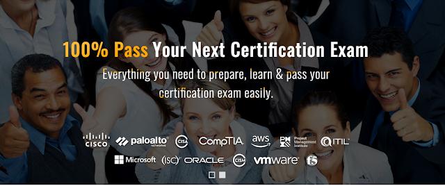 أفضل موقع مضمون لتقديم اختبارات PMP course &  PMP mock exam