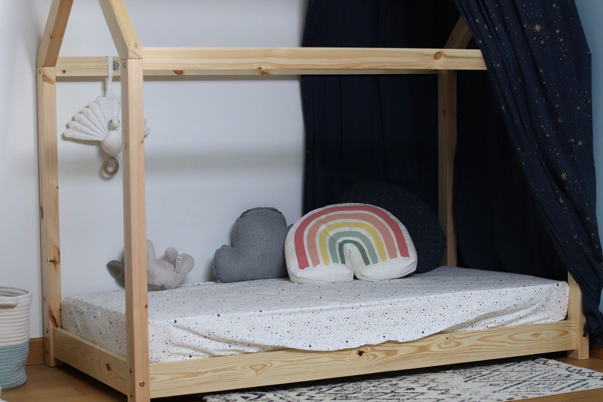 chambre montessori pour les enfants