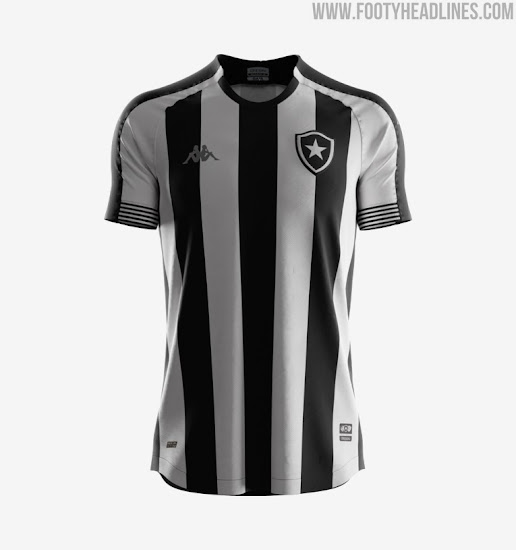 FutFanatics Kappa Botafogo Home 2019 Jersey New Official
