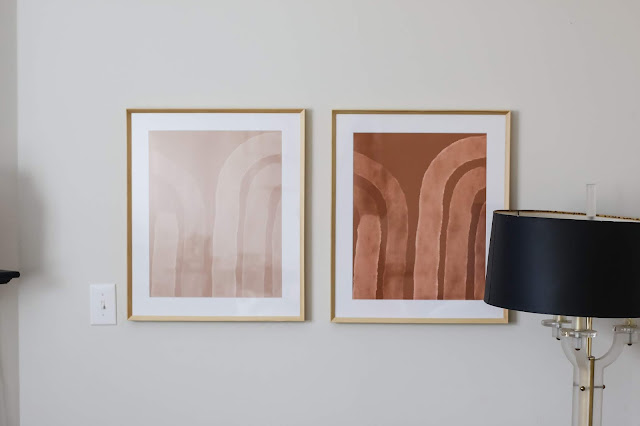 inexpensive modern art from fornstudio