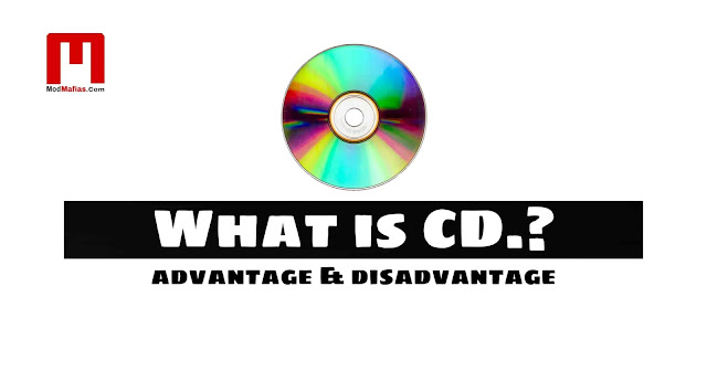 What is a CD - What is the full form of CD? 2019