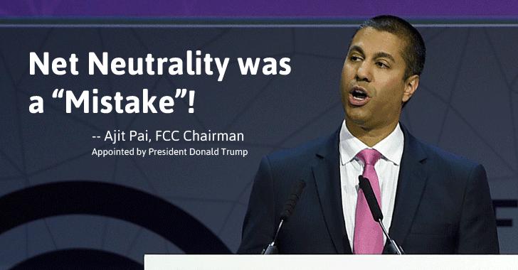 fcc-ajit-pai-net-neutrality