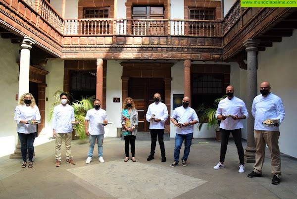 La gastronomía de La Palma, protagonista en las II Jornadas del Atlántico Medio con la participación de 16 establecimientos