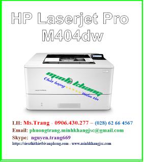 máy in hp laserjet pro m404dw giá cực siêu tốt