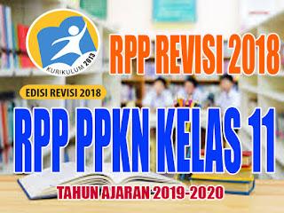 RPP K13 PKn Kelas XI Tahun Ajaran Baru