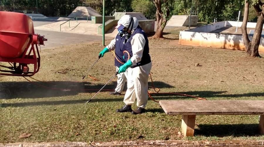 Ações de combate ao Aedes aegypti são reforçadas em Bebedouro