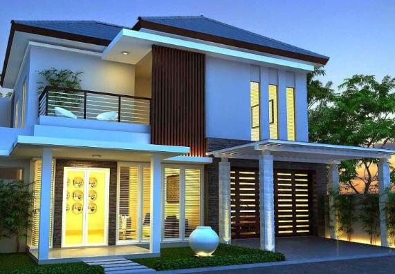 Desain Rumah Minimalis Modern 2020 - Desain Rumah ...