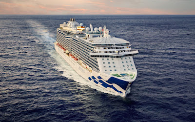 Princess Cruises' Regal Princess Closes Out 2019 New England / Canada Cruise Season - Sky Princess to Return in 2020