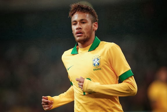 Neymar has been forced to change his phone number every two weeks