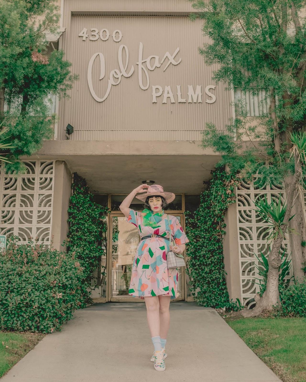 The Colfax Palms