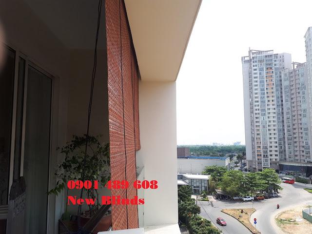 Màn trúc chung cư